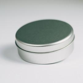 Metalldose – rund
