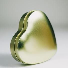 Metalldose – Herz