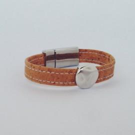 Korkarmband – Silvermoon