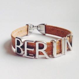 Korkarmband – BERLIN